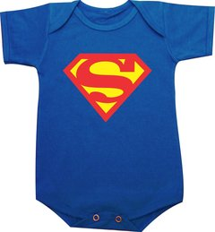 body bebe superman