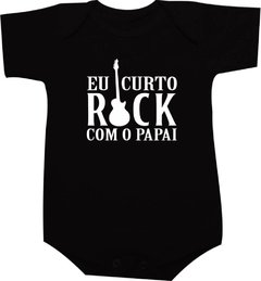 body curto rock papai