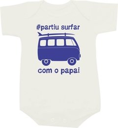 body partiu surfar com o papai