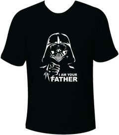 Camiseta Darth Vader - I am your father