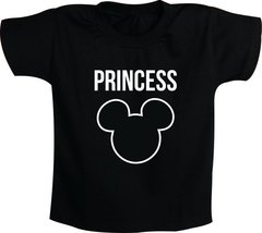 camiseta disney princess