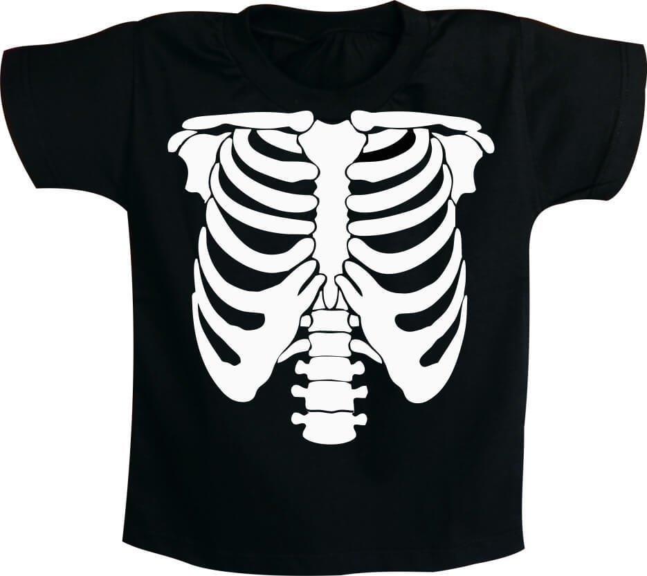 mejor selección 3f70f 32566 Camiseta Esqueleto