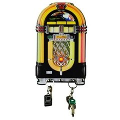 Porta Chaves Jukebox Retro Vintage