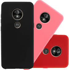 SILICONE CASE PROTECTOR MOT G7/G7PLUS/G7PLAY/G7POWER