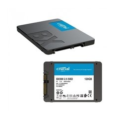 DISCO SSD CRUCIAL 120 GB BX500 en internet