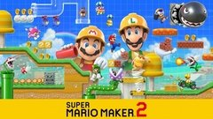 SUPER MARIO MAKER 2 - TECNOPLAY