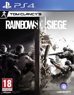 TOM CLANCY RAINBOW SIX SIEGE