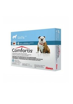 COMFORTIS 810MG 18 a 27kg