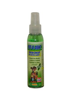 SPRAY BUCAL PETODENT