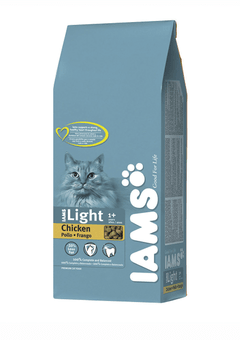 Iams Cat Food Light