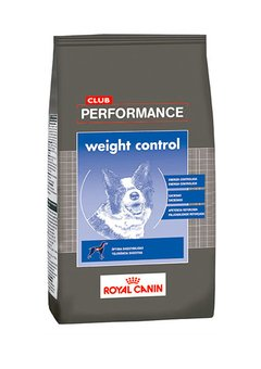 Club Performance Weight Control