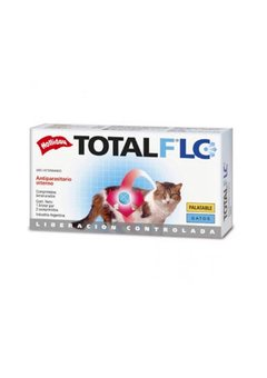 Total Full LC Gatos x2 comprimidos