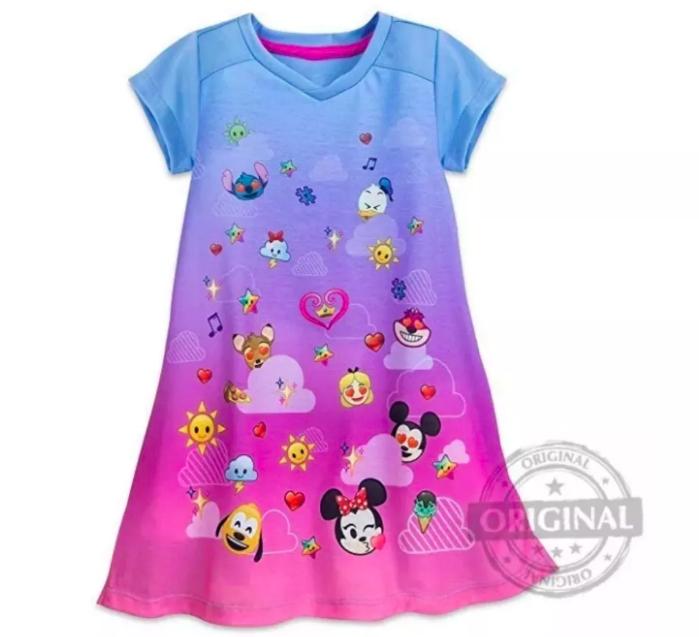 d25f180e362c09 Camisola Mickey Minnie Emoji Emotion Disney Store