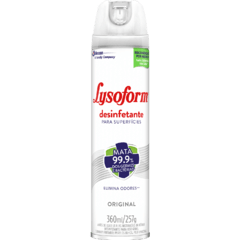 LYSOFORM AEROSOL BACTERICIDA ORIGINAL 300 ML