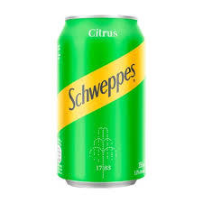 TONICA SCHWEPPES CITRUS LATA 350 ML