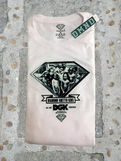 Camiseta Diamond x DGK Kids 1999