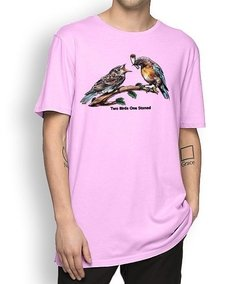 Camiseta DGK Two Birds - No Hype
