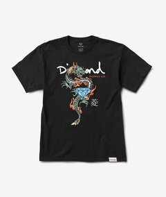 Camiseta Diamond Dragon
