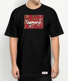 Camiseta Diamond Redfest na internet