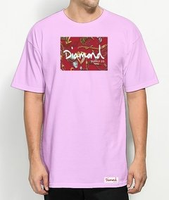Camiseta Diamond Redfest - No Hype