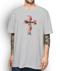 Camiseta Supreme The Cross - comprar online