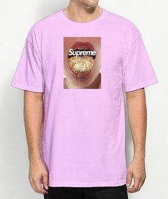 Camiseta Supreme Gold Mouth - comprar online