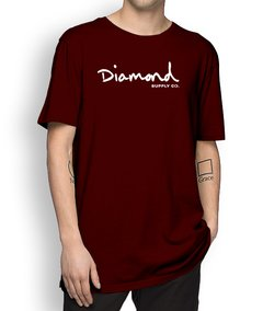 Camiseta Diamond Classic - No Hype