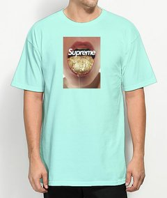 Imagem do Camiseta Supreme Gold Mouth