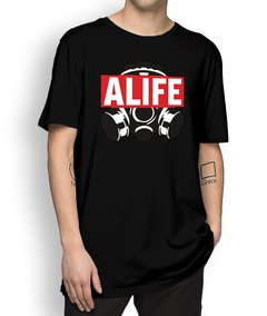 Camiseta Alife Mask na internet