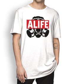 Camiseta Alife Mask - No Hype