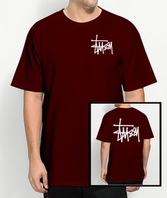 Camiseta Stussy Two na internet