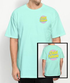 Camiseta ODD Future Logo Retro - No Hype