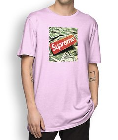 Camiseta Supreme Dóllar - No Hype