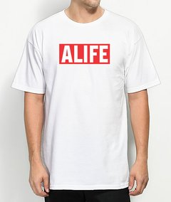 Camiseta Alife Classic Red na internet