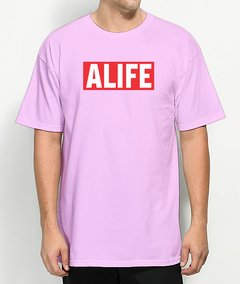 Camiseta Alife Classic Red - No Hype