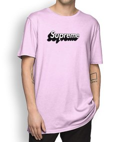 Camiseta Supreme 3D - No Hype