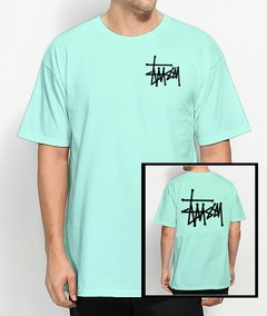 Camiseta Stussy Two - No Hype