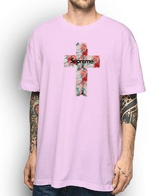 Imagem do Camiseta Supreme The Cross