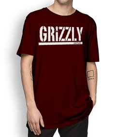 Camiseta Grizzly Classic - No Hype