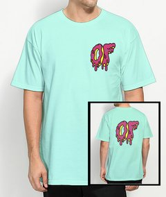 Imagem do Camiseta ODD Future Splash