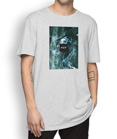 Camiseta HUF Smoke Clear na internet