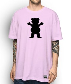 Camiseta Grizzly Logo Classic - No Hype