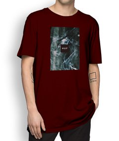 Camiseta HUF Smoke Clear - No Hype