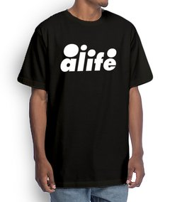 Camiseta Alife Bubble Logo