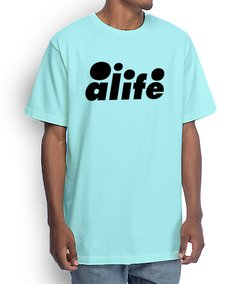 Camiseta Alife Bubble Logo na internet