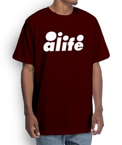 Camiseta Alife Bubble Logo - No Hype