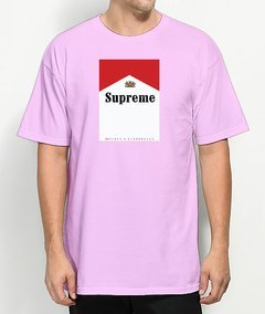 Camiseta Supreme Malboro - No Hype