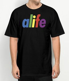 Imagem do Camiseta Alife Logo Colors