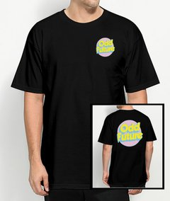 Camiseta ODD Future Logo Retro