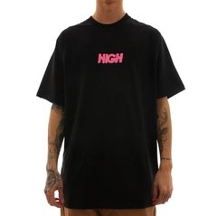 Camiseta High Company Splash Preta